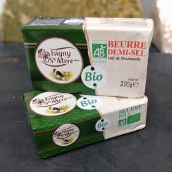 Beurre Bio d'Isigny...
