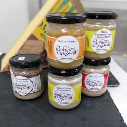 Miel aux Noix, le pot de 250g