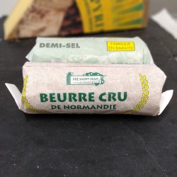 Beurre Doux Cru de Gavray,...