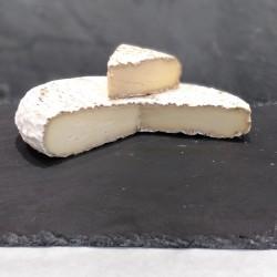 Brie de Melun à la coupe