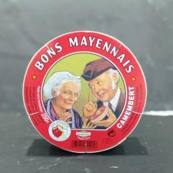Camembert Les Bons Mayennais